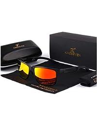 Amazon.fr   Orange - Lunettes de soleil   Lunettes et Accessoires ... 6a4ebfe55c02