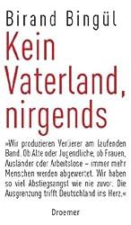 Kein Vaterland, nirgends: Wir produzieren Verlierer am laufenden Band. Ob Alte oder Jugendliche, ob Frauen, Ausländer oder Arbeitslose – immer mehr ... Die Ausgrenzung trifft Deutschland ins Herz.