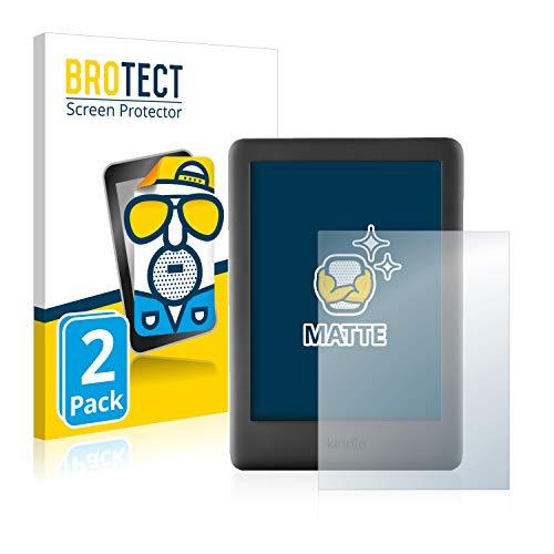 BROTECT Protector Pantalla Anti-Reflejos Compatible con Amazon Kindle 2019 (10a generación) Protector Pantalla Mate (2 Unidades)