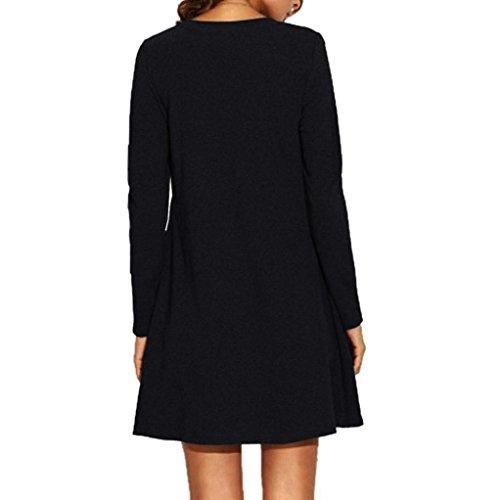 OVERMAL AM005 Robe bustier Mme Noir
