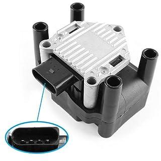 Zündspule 4-Pin für BOSCH/Temic System #0986221048 48010 ZSE003 245159