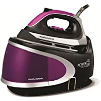 Morphy Richards 330019 Bar Steam Generator Iron (Purple)