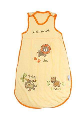 Schlummersack Baby Schlafsack Frühjahr/Herbst 1 Tog Zoo - 0-6 Monate/70 cm (Baby Mädchen Schlaf-kleidung)