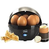 Neo® 3 in 1 Stainless Steel Electric Egg Boiler, Poacher & Omelette Making Machine