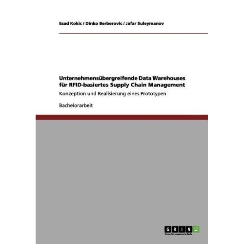 Unternehmensubergreifende Data Warehouses Fur Rfid-Basiertes Supply Chain Management (German Edition)