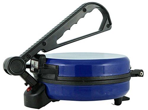 Gtc Quick Clean Eagle Non-Stick Blue Roti Maker 900 Watts (Diameter 8 Inch)