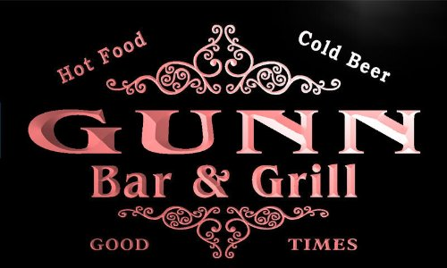 u18176-r-gunn-family-name-gift-bar-grill-home-beer-neon-light-sign-barlicht-neonlicht-lichtwerbung