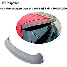 jcsportline aejc-vwgo0531FRP trasero alerón ala para Golf 5Mk5GTI R322006–2009