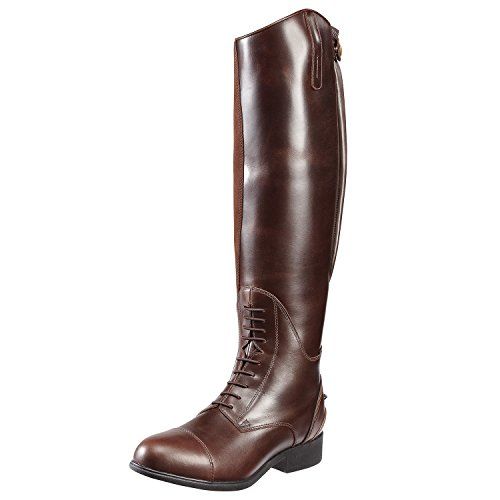 ARIAT Damen Reitstiefel BROMONT Tall H2O Stiefel - Waxed Chocolate