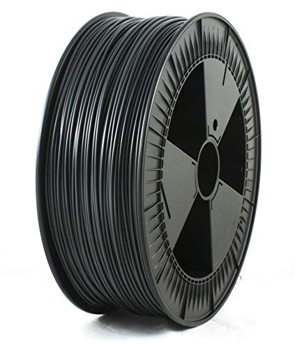 ICE Filaments ICEFIL1PLA238 PLA filament, 1.75mm, 2.3 kg, Gentle Grey