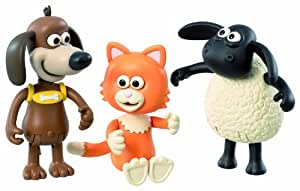 Timmy, Mittens & Ruffy : Figurines Articulées