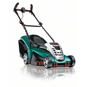 Beste kabellose Rasenmäher: Bosch Rotak 43 LI