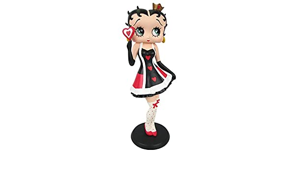 /Queen of Hearts/ /Figurine /à Collectionner/ /33/cm Betty Boop/