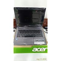 Acer Aspire E5-476 -14 Inches Notebook (Intel Core i3 8130U processor/4GB RAM/1TB HDD/Intel UHD Graphics 620/Windows 10) Steel Grey