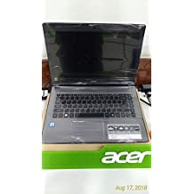 Acer Aspire E5-476 -14 Inches Notebook (Intel Core I3 8130U Processor/4GB RAM/1TB HDD/Intel UHD Graphics 620/Windows 10) Steel Grey