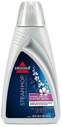 Bissell 1394N Demineralisiertes Wasser Spring Breeze für alle Dampfreiniger, 1 x 0,94 Liter
