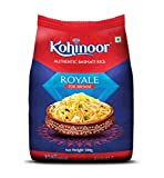 Kohinoor Royale Authentic Biryani Basmati Rice, 500g