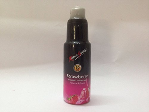 Kamasutra Strawberry Personal Lubricant - 50 ml