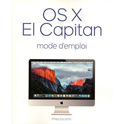 OS X El Capitan Mode d'emploi