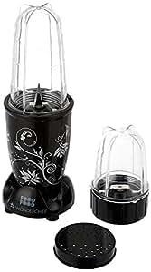 Wonderchef Nutri-Blend 400 Watts Juicer Mixer Grinder (Black)