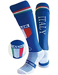 Chaussettes de Rugby Wackysox Classic Italie