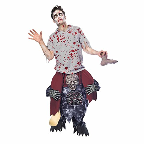 ostüm - Halloween Kostüm Erwachsene Einheitsgröße Amscan ()