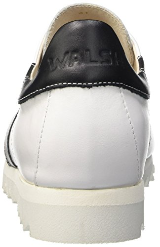 Walsh Vripple, Gymnastique Homme Multicolore (Blanc/Noir)