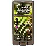 Geodeo Natural Deodorant Plus With Detox Complex