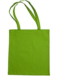 "Jassz Bags ""Beech"" Cotton Large Handle Shopping Bag / Tote"