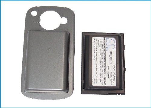 CS-QT9600XL Akku 2400mAh Kompatibel mit [VODAFONE] 1605 VPA Compact III, v1605, [CINGULAR] 6500, 8525, [DOPOD] 838 Pro, 9000, CHT9000, [QTEK] 9600, [NTT DOCOMO] DoCoMo HTC Z, [HTC] Hermes, P4500, TyT - Dopod 838 Pro Htc