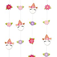 Hatton Gate Unicorn String Decorations 6 Strings Each 2 Metres Per Pack