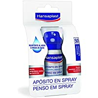 Hansaplast Apósito en Spray Desinfectante - 32.5 ml