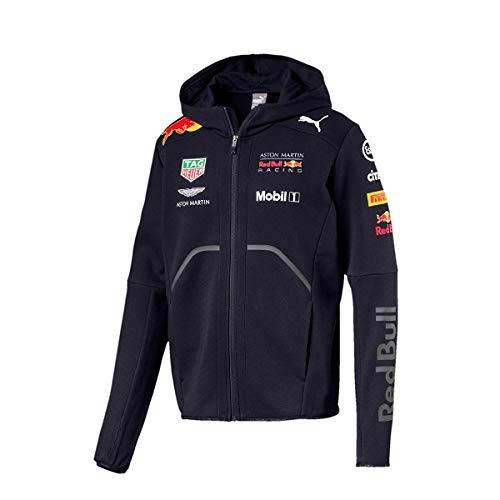 PUMA Red Bull Racing Herren Team Jacke Night Sky XL
