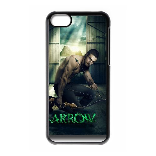 LP-LG Phone Case Of Green Arrow For Iphone 5C [Pattern-6] Pattern-2