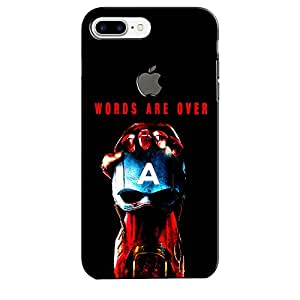 EU4IA MOVIE PRINTED MATTE FINISH Back Cover Case For IPHONE 7 - D674
