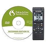 Olympus WS-853 + Dragon Naturally Speaking 12 Digitales Diktiergerät Aufzeichnungsdauer (max.) 2080