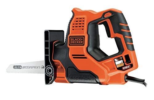 Sierra eléctrica Scorpion Black&Decker KS890ECN