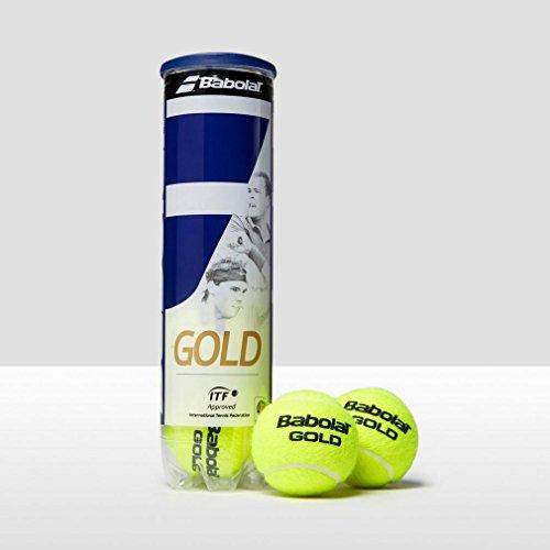 Preisvergleich Produktbild Babolat Tennisbälle Gold 4er Dose