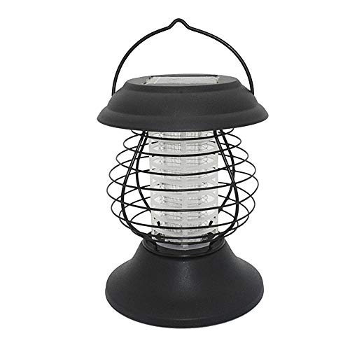 BovoYa Lámpara Solar Anti Mosquitos