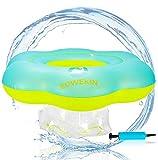 EDWEKIN® Baby Schwimmring, Mitwachsende Schwimmhilfe, Schwimmsitz, Baby Float. Schwimmreifen für Babys, Kleinkinder, Kinder ab 6 Monate bis 3 Jahre