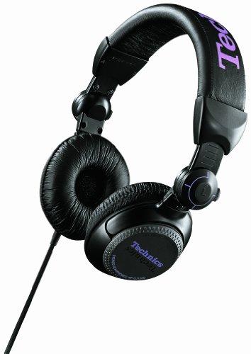 Technics RP DJ 1200 EK DJ Kopfhörer schwarz - 3