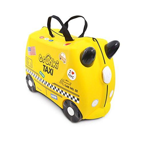 Trunki The Original Bagage cabine enfant à chevaucher, Bagage enfant, 0263-GB01, 0263-GB01