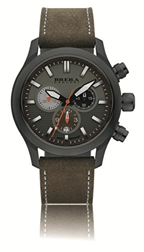 Brera Orologi Men's Chronograph Watch - Eterno Chrono II