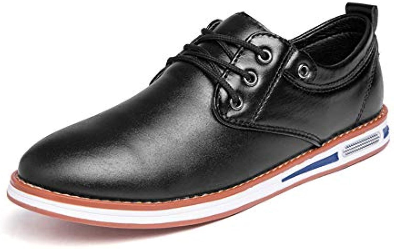 SRY-scarpe, Scarpe Stringate Uomo, Uomo, Uomo, Nero (Nero), 39,5 EU   Cliente Al Primo    Uomini/Donna Scarpa  07e51e