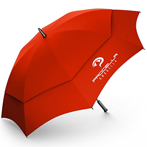 Procella - Paraguas para Golf, Resistente al...