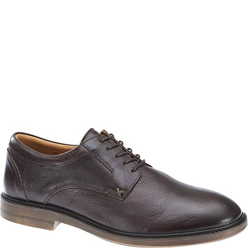 Sebago Men's Men's Leather Shoes In Brown Color Leather Brown