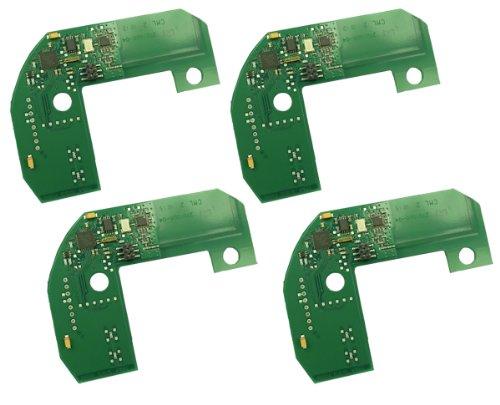 Preisvergleich Produktbild Hekatron Genius Hx Funkmodul Basis 4er Pack