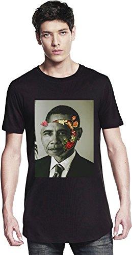 Barack Obama Long T-shirt Medium Barack Obama Sweatshirt