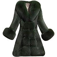TWBB Winter Kurz Fur Mantel,Cardigan Einfarbig Fellmantel Pelzmantel Kunstfell Winterjacke Jacke Elegant Outwear... preisvergleich bei billige-tabletten.eu
