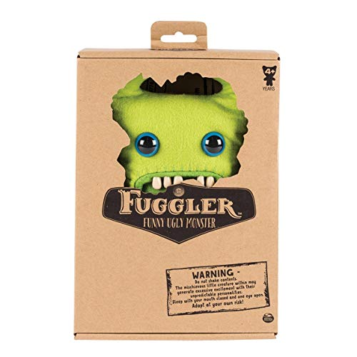 Zoom IMG-1 spin master games peluches fugglers